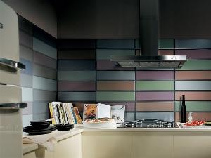 Ristrutturazione cucina pisa lucca livorno - Piastrelle cucina colorate ...